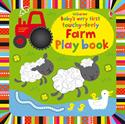 Picture of Baby's Very First Touchy-Feely Farm Playbook