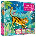 Picture of Jungle, The - Book & Jigsaw Puzzles