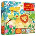 Picture of Zoo, The - Book & Jigsaw Puzzles
