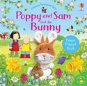 Picture of Poppy and Sam and the Bunny Finger Puppet Book