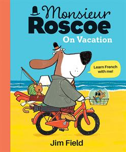 Picture of Monsieur Roscoe on Vacation
