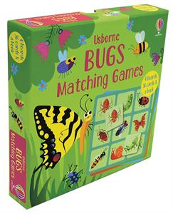 Picture of Bugs Matching Games