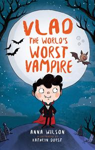 Picture of Vlad, the World's Worst Vampire (Book 1)