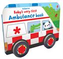 Picture of Baby's Very First Ambulance Book