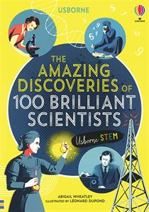 Picture of Amazing Discoveries of 100 Brilliant Scientists, The (IR)